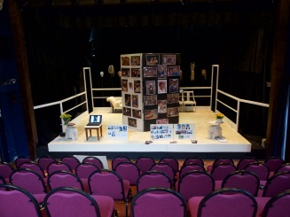 Behind the scenes at the Chesil Theatre