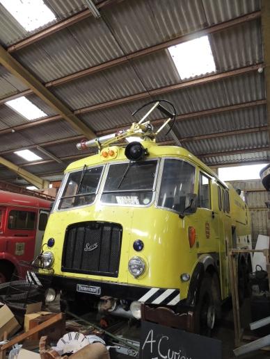 Hampshire Engines