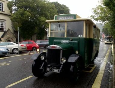 Vintage Bus Rides
