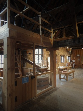 Oldest working mill in the country