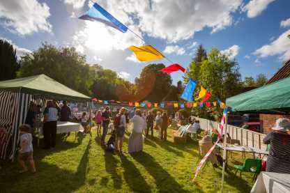 Bullington Craft Fete