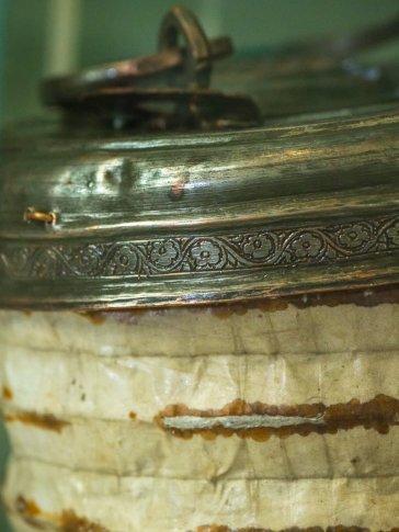Florence Nightingale's Lamp at Barter Memorial Chapel