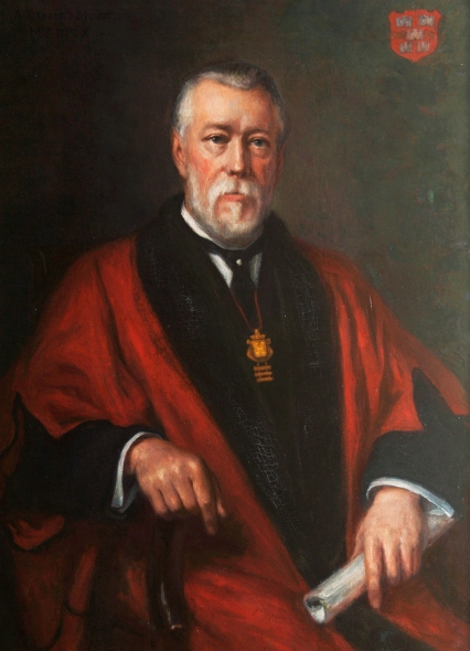 Abbey House collections - Alderman Thomas Stopher (1837-1926)