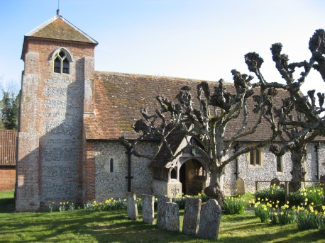 St Michael and All Angels, Bullington