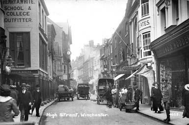 Hampshire Record Office.Winchester
