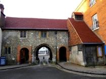 St Swithun upon Kingsgate