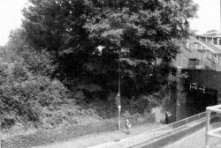 Junction of Cranworth Road and Stockbridge Road