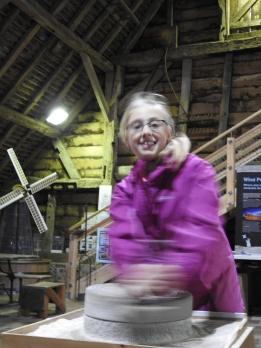 Burlesdon windmill (photographer Becky)