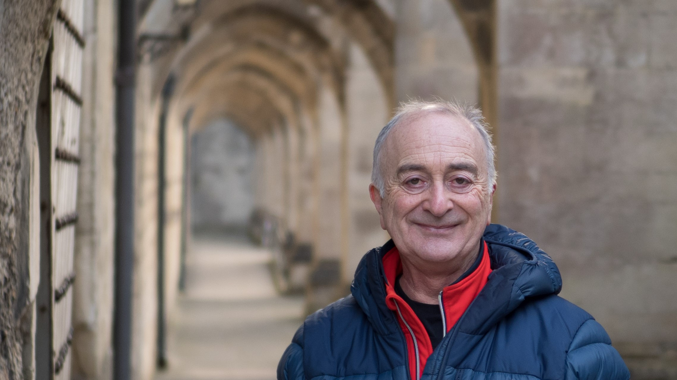 Our interview with Tony Robinson